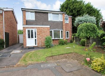 Thumbnail 4 bed detached house for sale in Arreton Close, Knighton, Leicester