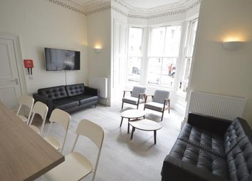 Thumbnail 6 bed flat to rent in Bernard Terrace, Edinburgh