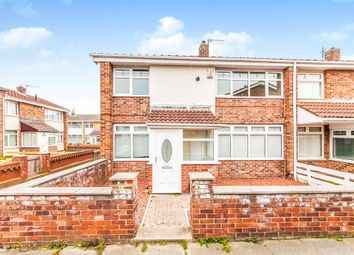 Thumbnail 3 bedroom end terrace house for sale in Chepstow Walk, Hartlepool