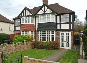 Thumbnail 3 bed semi-detached house for sale in Jevington Way, Lee