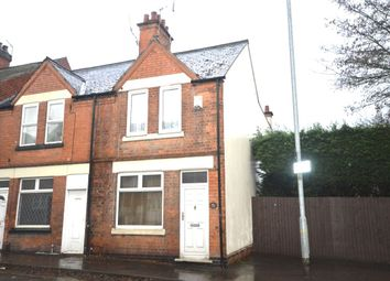 Thumbnail 2 bed terraced house to rent in High Street, Earl Shilton, Leicester