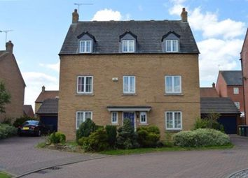 Thumbnail 5 bed detached house to rent in Shearwater Drive, Coton Meadows, Rugby