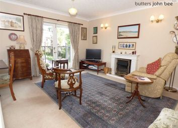 Thumbnail 1 bed flat for sale in The Moorings, Stone, Staffordshire