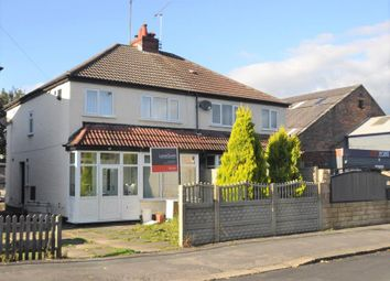 Thumbnail 3 bed semi-detached house to rent in Wharncliffe Road, Shipley, Bradford, West Yorkshire