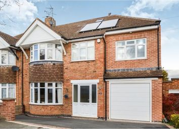 Thumbnail 6 bed semi-detached house for sale in Valentine Road, Leicester, Leicestershire
