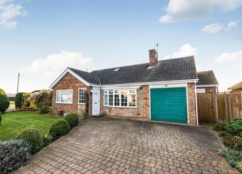 Thumbnail 4 bed bungalow for sale in Conway Drive, North Hykeham, Lincoln