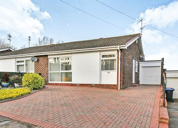 Thumbnail 2 bedroom bungalow for sale in Rothbury Road, Newton Hall, Durham