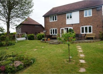 Thumbnail 5 bed detached house for sale in 1 Grove Bridge, Ashford