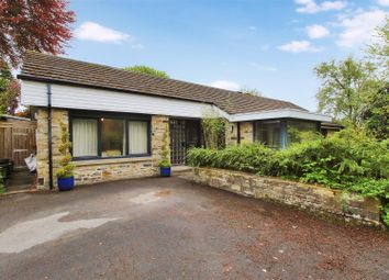 Thumbnail 3 bed detached bungalow for sale in Hough, Northowram, Halifax