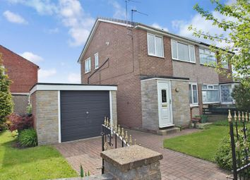 Thumbnail 3 bed semi-detached house for sale in Shelley Drive, Ferrybridge, Knottingley