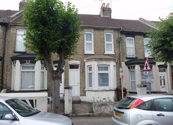 Thumbnail 3 bed terraced house to rent in Rock Avenue, Gillingham, Kent