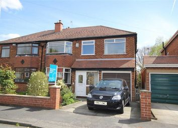 Thumbnail 5 bedroom semi-detached house for sale in Stetchworth Drive, Worsley, Manchester