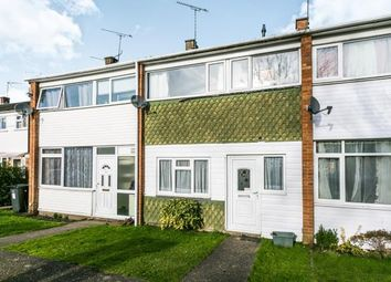 Thumbnail 3 bedroom terraced house for sale in Blackwater, Camberley, Hampshire