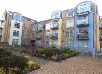 Thumbnail 2 bed flat to rent in Shepherd Drive, Eynesbury, St. Neots