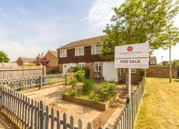Thumbnail 3 bed semi-detached house for sale in Ock Drive, Berinsfield, Wallingford