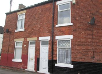 Thumbnail 2 bed terraced house to rent in Portland Street, Worksop, Nottinghamshire