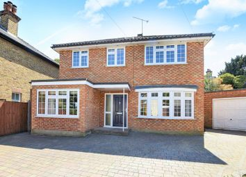 Thumbnail 4 bed detached house for sale in College Road, Epsom