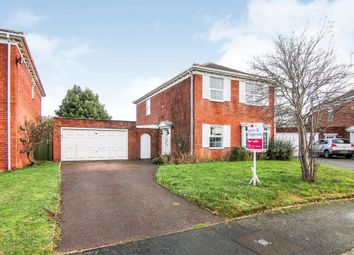Thumbnail 4 bed detached house for sale in Oakdale Drive, Greasby, Wirral