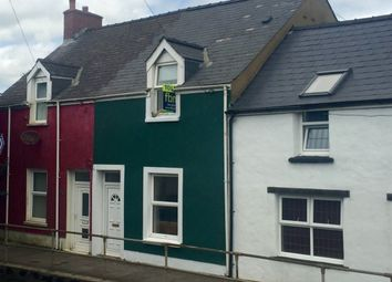 Thumbnail 2 bed terraced house to rent in Station Road, Pembroke, Pembrokeshire