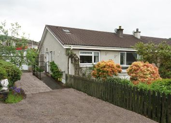 Thumbnail 3 bed semi-detached bungalow for sale in Lanark Place, Fort William