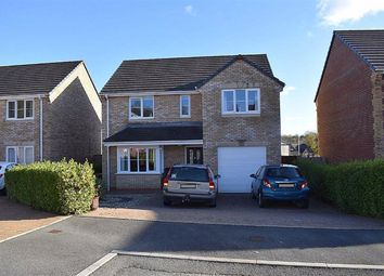 Thumbnail 3 bed detached house for sale in Glenfields Road, Haverfordwest