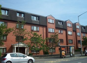 Thumbnail 1 bedroom flat to rent in Brunel Court, Walter Road, Swansea.