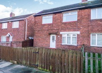 Thumbnail 2 bedroom semi-detached house to rent in Fern Drive, Dudley, Cramlington