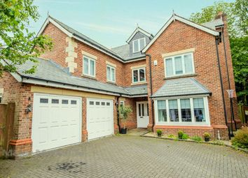 Thumbnail 5 bedroom detached house for sale in The Keep, Heaton, Bolton