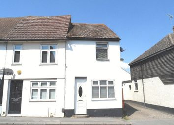 Thumbnail 2 bed terraced house to rent in New Maltings, High Street, Aveley, South Ockendon