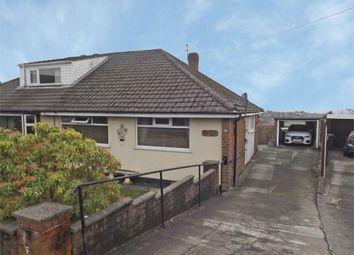 Thumbnail 2 bed semi-detached bungalow for sale in Peel Mount, Blackburn, Lancashire