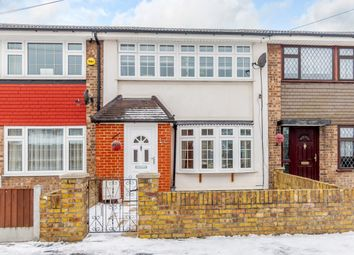 Thumbnail 3 bed terraced house for sale in Calder, Tilbury, Essex