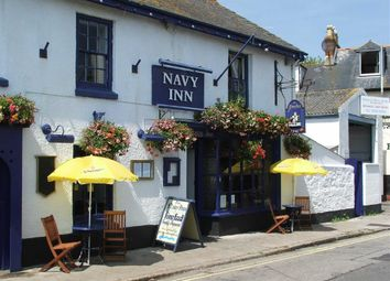 Thumbnail Pub/bar for sale in Navy Inn, Queen Street, Penzance