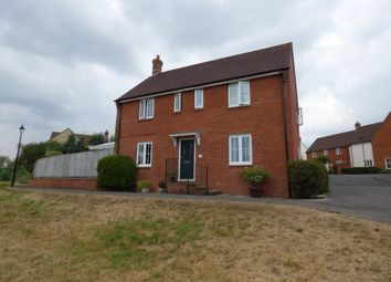 Thumbnail 4 bed detached house for sale in Bayfields, Gillilngham