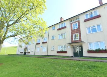 Thumbnail 2 bed flat for sale in Wye Crescent, Bettws, Newport