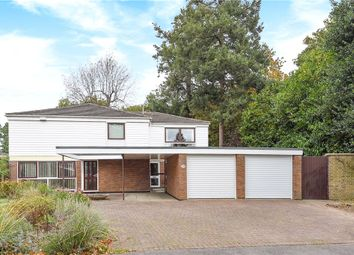 Thumbnail 5 bed detached house for sale in Clare Avenue, Wokingham, Berkshire