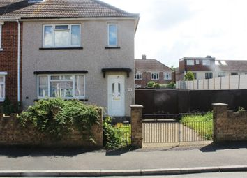 Thumbnail 3 bed end terrace house for sale in New Close, London
