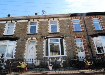 Thumbnail 2 bed terraced house for sale in Penygraig Terrace, Griffithstown, Pontypool