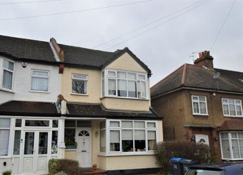Thumbnail 3 bed end terrace house for sale in Pagehurst Road, Croydon