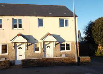 Thumbnail 3 bed semi-detached house for sale in St Michaels Way, Roche, St Austell