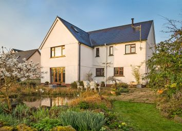 Thumbnail 3 bed detached house for sale in Newcastle Emlyn