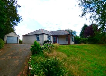 Thumbnail 3 bedroom detached house to rent in Broomhill, Auldgirth, Dumfries, Dumfries And Galloway