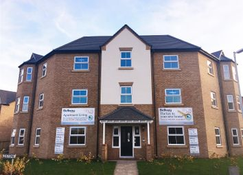 Thumbnail 2 bed flat for sale in Linford Apartments, Woodside, Telford