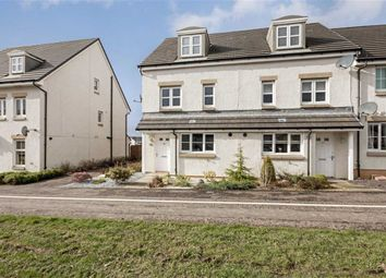 Thumbnail 4 bed end terrace house for sale in 125, Greenshank Drive, Dunfermline, Fife