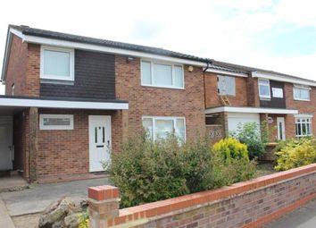 Thumbnail 4 bedroom detached house to rent in Barnstaple Road, Bedford