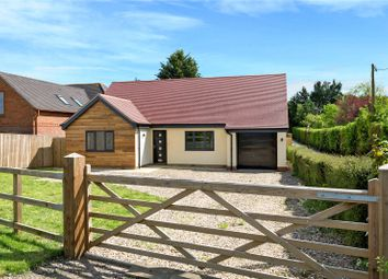 Thumbnail 4 bed detached house for sale in Cuddington Road, Dinton, Aylesbury, Buckinghamshire