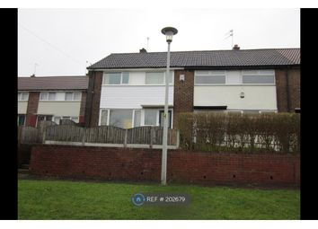 Thumbnail 3 bed terraced house to rent in Tintern Road, Manchester