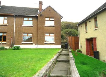 Thumbnail 3 bed semi-detached house for sale in Morlais Road, Margam, Port Talbot, West Glamorgan