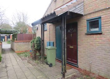 Thumbnail 1 bed end terrace house for sale in Cadman Square, Shenley Lodge, Milton Keynes