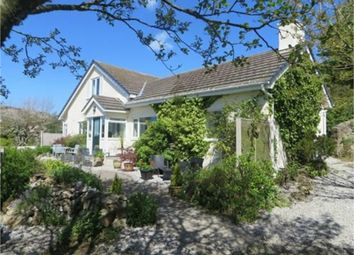 Thumbnail 3 bed detached house for sale in Mynydd Bodafon, Llannerch-Y-Medd, Anglesey