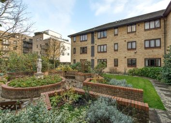 Thumbnail 2 bed flat for sale in Cloister House, 53 Griffiths Road, Wimbledon